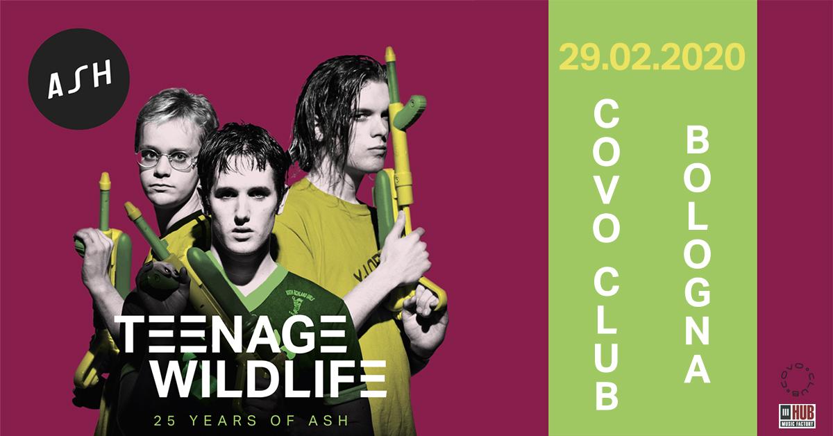ASH 25 years - bologna covo club 2020